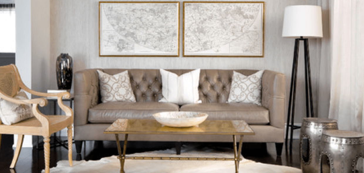 Our Interior Design Predictions for 2018 Trends Couch Featured Image