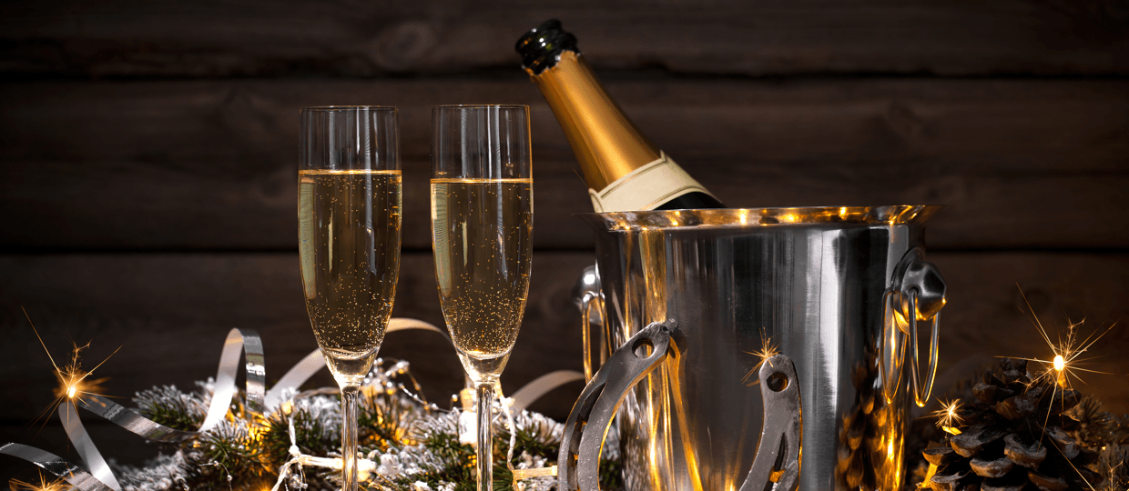 6 inspired themes for your new years eve party